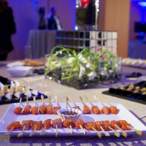 catering cocktail evento filarmonica