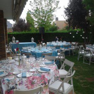 boda jardin catering madrid 2