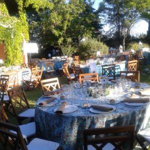 boda jardin catering madrid 4
