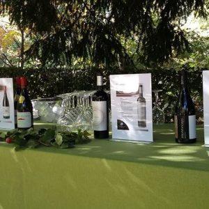 Mesa de cata de vinos Catering madrid mesa de temporada