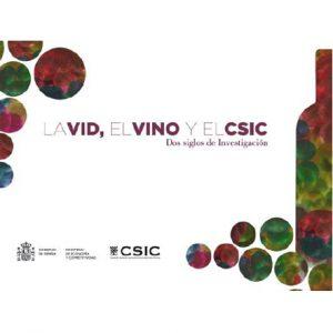 inauguracion exposicion: la vid vino el csic en el jardin botanico mesa temporada