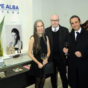 Cocktail con Glamour Joyero Pepe Alba Mesa de temporada