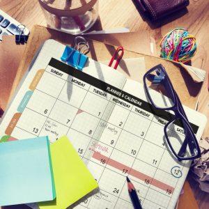 consejos para organizar un evento