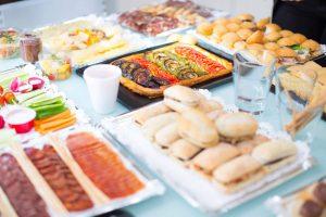 catering brunch para empresas