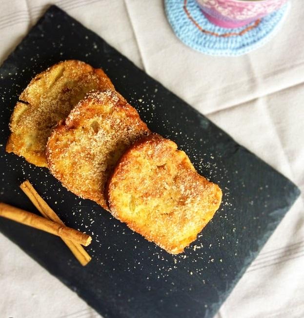 receta de torrijas